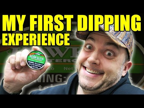 My FIRST DIPPING Experience!