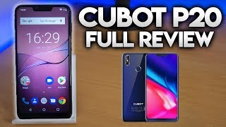 CUBOT P20 FULL REVIEW : Budget Phone With Great Performance