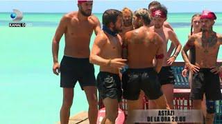 Survivor Romania 2021. Sebastian Chitosca și Albert Oprea scandal monstru !!! Incredibil !!!