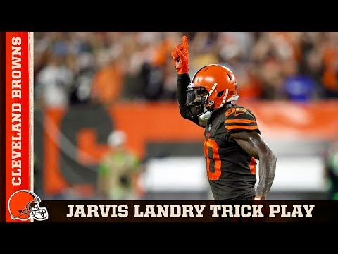 Baker Mayfield Micd Up During Jarvis Landrys 63 Yd Pass Is