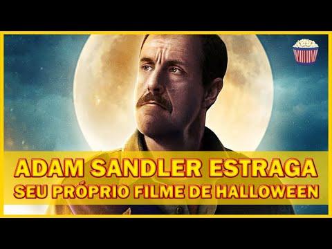 O PIOR filme do Adam Sandler??? 🤔 Crítica -  Halloween do Hubie