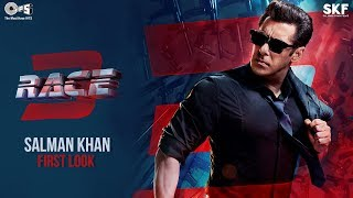 First Look of Salman Khan as Sikander | Race 3 | Remo D
