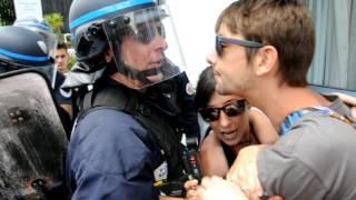 Rue89 Bordeaux : Interpellations en marge de la manifestation du 28 juin à Bordeaux