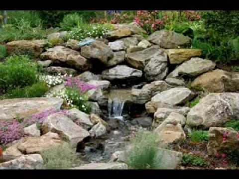Small Garden Water Features   YouTube