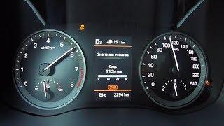 Злой Hyundai Tuscon Turbo -  достойный ответ атмосфере! Разгон 0 - 100