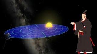 壹本漢代以前失傳的古書,記載了地球公轉和自轉規律!