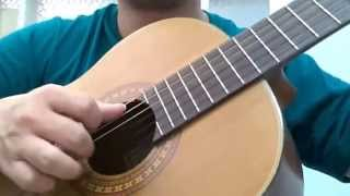 Điệu BALLAD Guitar 4/4 (Part 1) - Ballad Finger Picking & Strumming Guitar 4/4