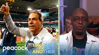 Is Alabama's recruiting class a problem for college football? | Brother From Another