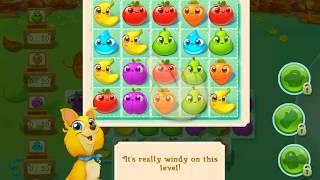 Let's Play - Farm Heroes Super Saga iOS (Level 1 - 10) screenshot 2