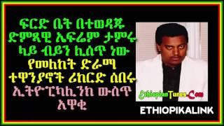 Ethiopikalink on Ephrem tamiru