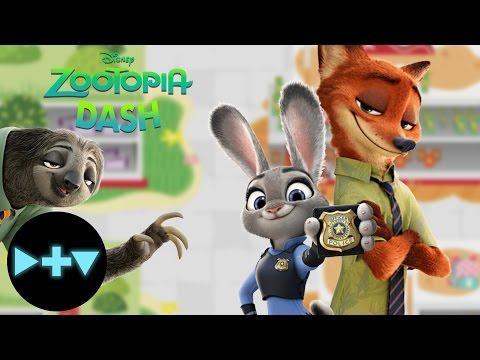 Disney's Zootopia Dash - BTV Gaming