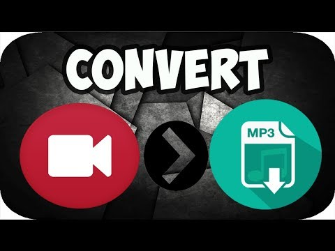 How To Convert Video To Mp3 In Computer