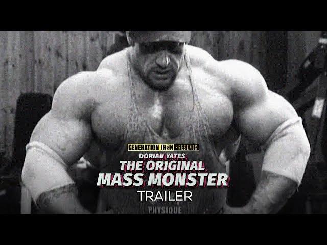 Dorian Yates: The Original Mass Monster - Official Trailer #2 (HD)   Bodybuilding Documentary