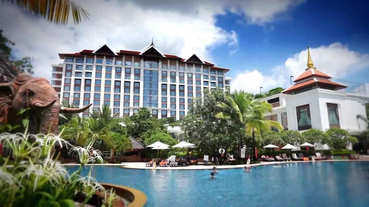 Chiang Mai Destinations and Shangri-La Hotel, Chiang Mai