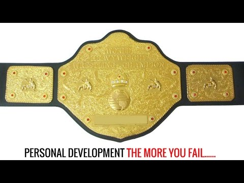 If you are Failing you are WINNING - The Law of Action