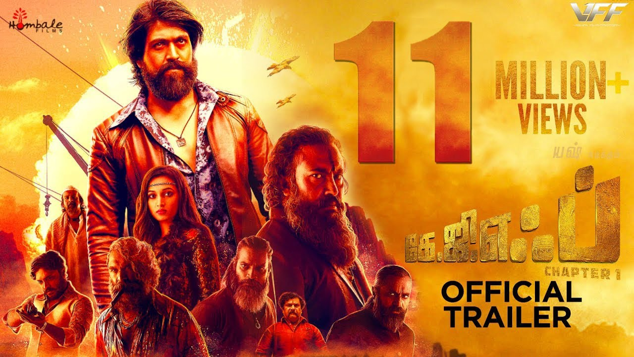 KGF Trailer: The Biggest Ever Kannada Film Looks Impressive - News18
