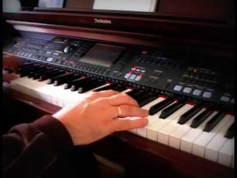 Separate Ways -Elvis Presley- piano version HQ Sound
