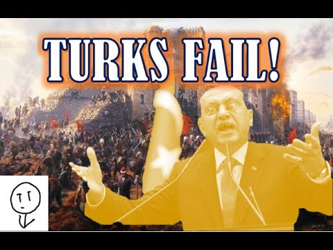 What if the Turks didn't take Constantinople in 1453?