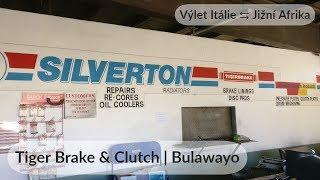 Dílna na opravu brzd, spojek a chladičů | Bulawayo, Zimbabwe