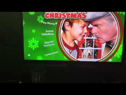 A Dennis The Menace Christmas.Opening To A Dennis The Menace Christmas 2007 Dvd