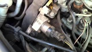 Ma Renault Mégane 2 - 1.9 DCI fait un bruit moteur très inquiétant