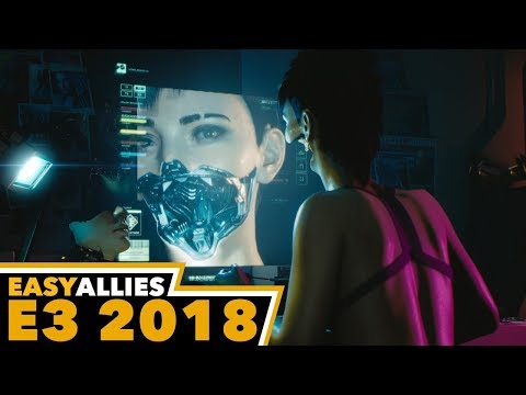 Impressions Round 3 - Cyberpunk 2077, Spider-Man, Control and more - E3 2018