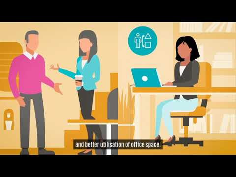 The Office of the Future: Stimulating Smarter Working Across The Public Sector
