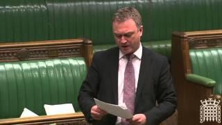 Steve Reed MP - Energy Bills Debate - 16th January 2013
