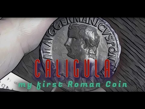 Do you collect Roman Coins? Here is my first  - Caligula Copper from A.D.38