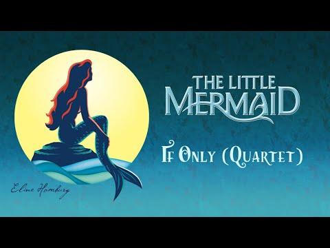 If Only (Quartet) - Instrumental (with lyrics)