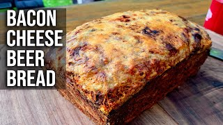 Bacon Cheese Beer Bread