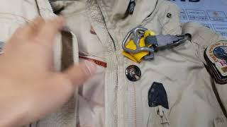 명품 #파라점퍼스패딩 세탁복원케어 접수