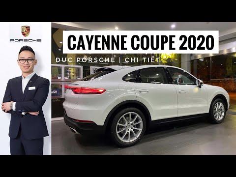 [CHI TIẾT] Porsche Cayenne Coupe 2020 Bản Tiêu Chuẩn: Riêng Một Phong Cách | ĐỨC PORSCHE