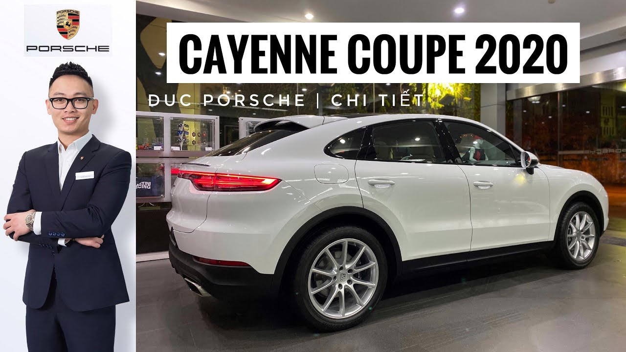 Photo of [CHI TIẾT] Porsche Cayenne Coupe 2020 Bản Tiêu Chuẩn: Riêng Một Phong Cách | ĐỨC PORSCHE cập nhật
