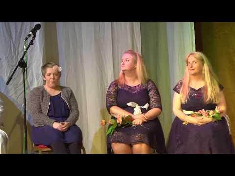 Cornagilta School Heritage Committee Mock Wedding. Irishwebtv.com Production