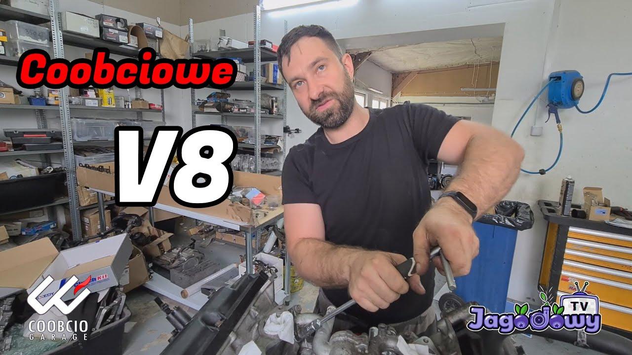Coobcio Garage - ciąg dalszy składania V8-mki