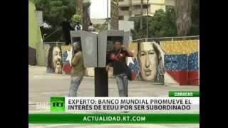 El BM, inscrito en la presión mediática sobre Venezuela y otros países de Latinoamérica