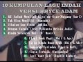 Kumpulan 10 Lagu Galau Cover Bryce Adam I RisingStarIndonesia I Indah Banget