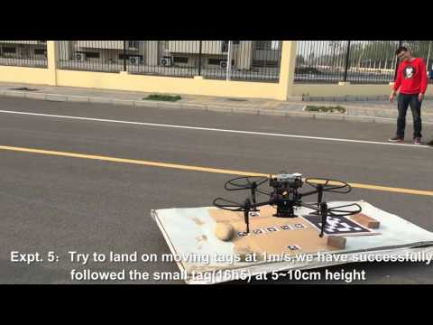 2016 DJI Developer Challenge Demonstration Video NSSC SuperEagles