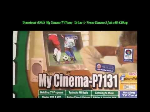 Asus My Cinema-P7131 Hybrid TV-Tuners Drivers for Windows 7