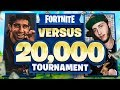 VIKKSTAR & NOAHJ456 vs FAZE BANKS & YELO in Fortnite $20,000 Tournament