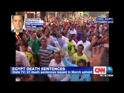 Egypt Court Sentences Many Muslim Brotherhood Operatives To Death