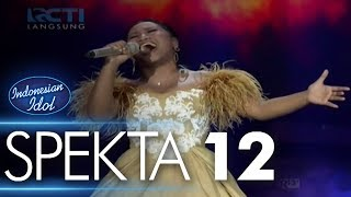 MARIA - I DON'T WANT TO MISS A THING (Aerosmith) - Spekta Show Top 4 - Indonesian Idol 2018