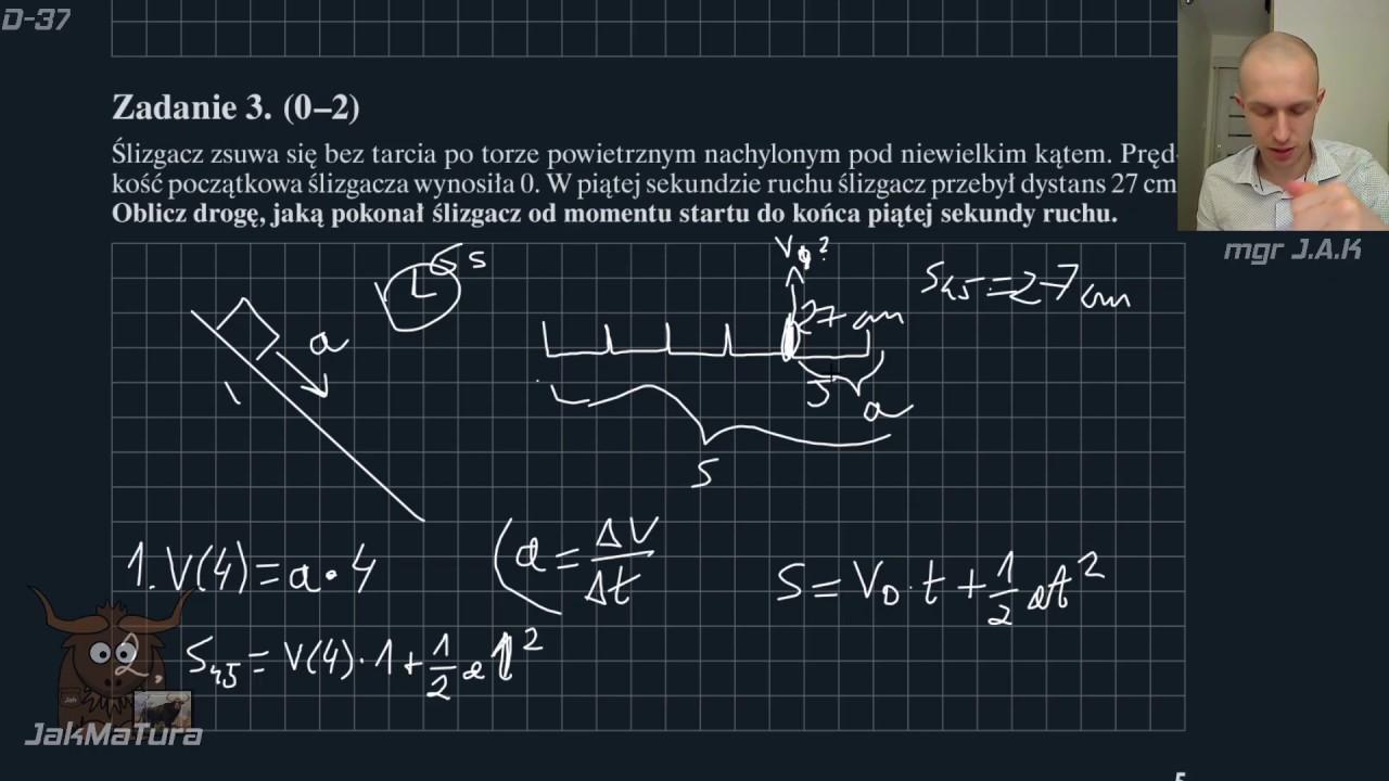 matura fizyka rozszerzona 2021