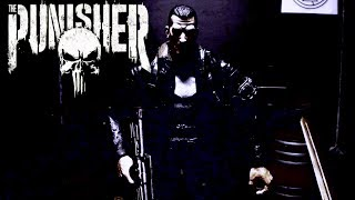 Figure Builds - The Punisher Custom Figure