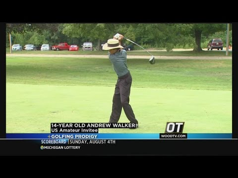14-year-old golfer ready for US Amateur