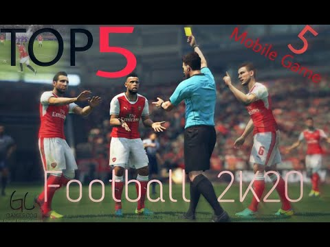 [OFFLINE] Top 5 Football Games Android 2020 || Soccer Games For Android || 'Low Device Best Games''