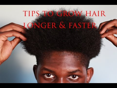 Tips To Grow Your Hair Healthier, Longer & Faster