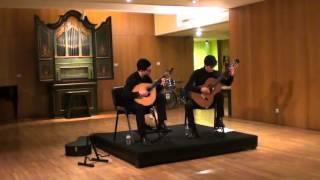 Danças Portuguesas Nº 1 - Carlos Paredes - Henrique Fraga e Marco Matos - Museu Nacional da Música