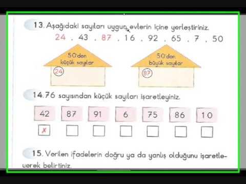 Necmi Demir 2 Sinif Matematik Sayi Oruntusu Youtube